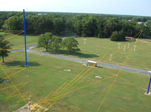 Wallops Site Panorama